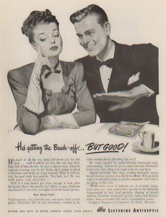 Personal Hygiene Ads